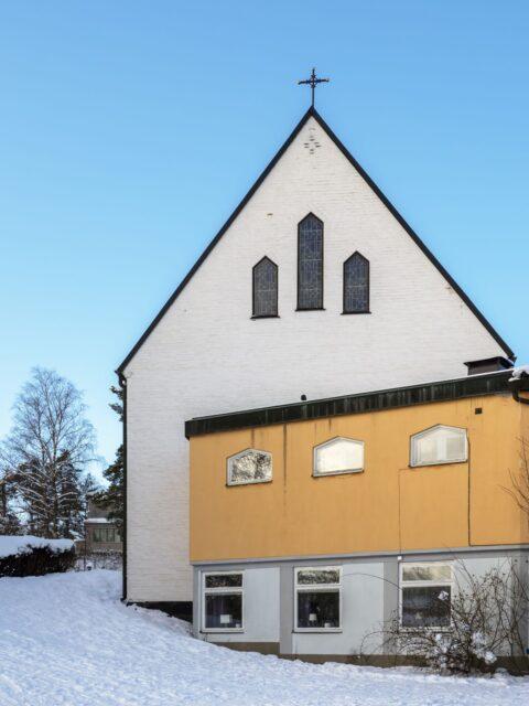 Dagens gudstjänst 14/3-21