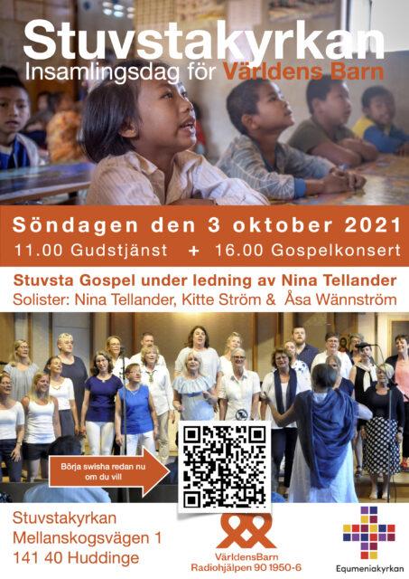 Insamlingsdag för Världens barn